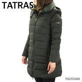 【先行予約】【2019AW】【並行輸入品】『TATRAS-タトラス-』POLITEAMAポリテアマレディースダウンコートロングコート定番モデル[LTA20A4694]《7月19日前後発送予定》