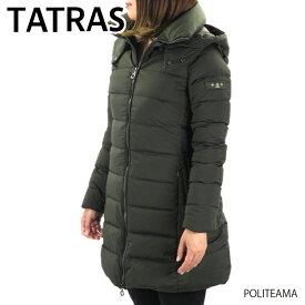 【送料無料】【2019 AW】【並行輸入品】『TATRAS-タトラス-』POLITEAMA ポリテアマ レディース ダウンコート ロングコート 定番モデル[LTA20A4694]