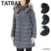 【先行予約】【2019AW】【並行輸入品】『TATRAS-タトラス-』LAVIANAラビアナレディースダウンコートウールロングコート定番モデル[LTA20A4571]《7月19日前後発送予定》