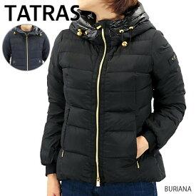 TATRAS タトラス BURIANA ブリアナ フード付き パッカブル ダウンジャケット 長袖 レディース LTLA20A4171-D