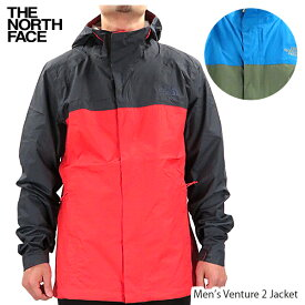 【並行輸入品】【2019 SS】『THE NORTH FACE-ノースフェイス-』Venture 2 Jacket Mens -ベンチャー2ジャケット-〔NF0A2VD3〕[BQW CR6 AYL K7N]定番