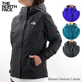 【並行輸入品】【2019 SS】『THE NORTH FACE-ノースフェイス-』Venture 2 Jacket Womens 〔NF0A2VCR〕-ベンチャー 2 ジャケット レディース マウンテンジャケット -[3YD 5NX JK3 FTJ]
