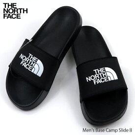 【2019 SS】【新作】【並行輸入品】『THE NORTH FACE-ノースフェイス-』Men's Base Camp Slide II-メンズ ベース キャンプ スライド サンダル〔NF0A3FWO〕[KY4]【お買い物マラソン!ポイント最大44倍!】