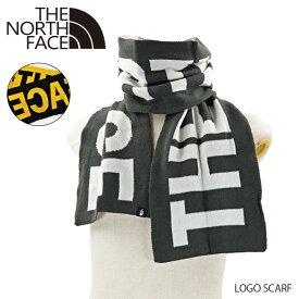 THE NORTH FACE ノースフェイス LOGO SCARF ロゴスカーフ メンズ マフラー スカーフ スポーティ ストリート USモデル〔NF0A3FL6〕
