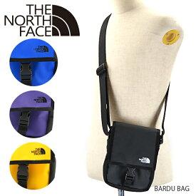 THE NORTH FACE ノースフェイス BARDU BAG ショルダーバッグ ウエストバッグ ベルトバッグ ユニセックス USモデル〔NF00AVAQ〕