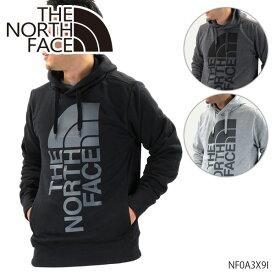 【2019 AW】【並行輸入品】『THE NORTH FACE-ノースフェイス-』TRIVERT PATCH P/O HOODIE メンズ スウェットパーカー プルオーバー〔NF0A3X9I〕