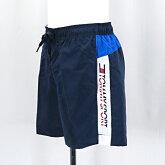 【並行輸入品】【ご返品不可】『TOMMYHILFIGER-トミーヒルフィガー-』TommySportMediumDrawstring〔UM0UM01422506〕メンズ水着ビーチウェア海パン