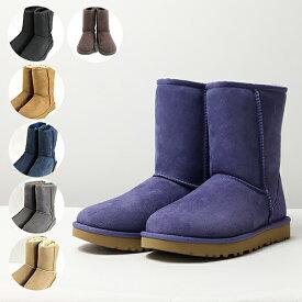 UGG アグ Classic Short II クラシック ショート 2 レディース ムートンブーツ シープスキンブーツ [1016223]