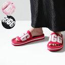 UGG アグ Zuma Graphic[1099833] ズ マ グラフィック レディース コンフォートサンダル ロゴ