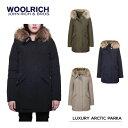 【送料無料】『Woolrich-ウールリッチ-』LUXURY ARCTIC PARKA - ラグジュアリーアークティックパーカー-[WW2131]