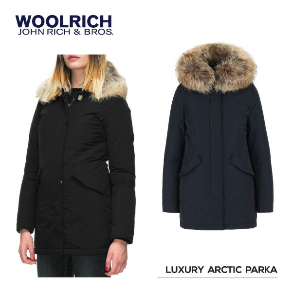 【送料無料】【2017 AW】『Woolrich-ウール リッチ-』LUXURY ARCTIC PARKA[WWCPS2131][ラグジュアリー アークティックパーカ レディース アウター コート]
