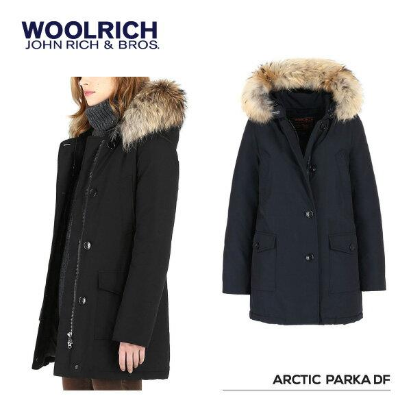 【送料無料】【2017 AW】『Woolrich-ウール リッチ-』ARCTIC PARKA DF[WWCPS2479][アークティックパーカー レディース アウター コート]