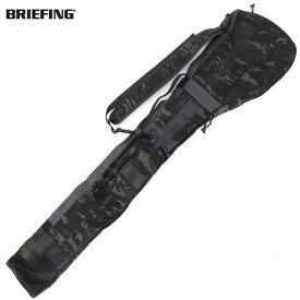 ブリーフィングゴルフ BRIEFING GOLF CLUB CASE-2 クラブケース 1000D CORDURA NYLON SERIES BRG211G05 BRG 110 MULTICAM BLACK(ブラックカモ)