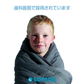チェーンブランケット・デイ スウェーデン製 somna AB社 不穏・多動・ADHD ひざ掛け【送料無料】