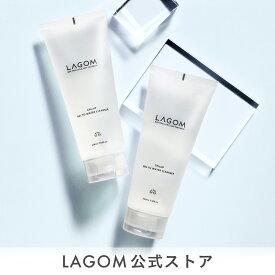【LAGOM公式】ラゴム ジェルトゥウォータークレンザー 220m 2本セット スキンケア 朝用洗顔料 ジェル洗顔 韓国コスメ