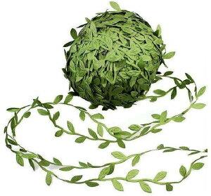 ブドウ ユーカリ リーフガーランドDIY(約76)フェイクグリーン ジャングル ベビーシャワー 装飾的な植物の緑 ホームウォールガーデン ウェディング パーティーリース 結婚式 パーティー 飾り