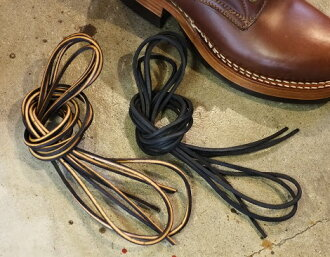 Nylon boots for pure whites, such as Wesco Red Wing Chippewa boots straps