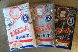 WHITESVILLE(ホワイツビル)【WV73544】【2PACK S/S TEE】クルーネック無地Tシャツ2枚組
