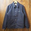送料無料【smtb-tk】TROPHY CLOTHING トロフィークロージングWarm Up Denim Jacket デニムコーチジャケット コットン…