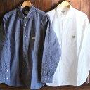 送料無料!WEST RIDE ウエストライド【PCH SHIRTS】長袖シャンブレーシャツワークシャツ/オールシーズン