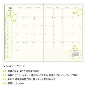【ご予約8月中旬入荷】MATOKAマトカ2022年版(2021年10月始まり)手帳/ダイアリー B6サイズウィークリー・ブロック式(週間ブロック・日記帳)『リュッカ/LYCKA』