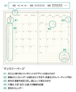 【ご予約2月中旬入荷】MATOKAマトカ2021年4月始まり手帳/ダイアリー|新書判コンパクトマンスリー『ラウンドはりねずみ/ROUNDHEDGEHOG』|エルコミューン