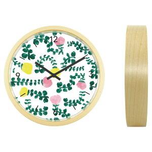 RESFEBERレースフェーベルウォールクロック|壁掛け時計「garden」