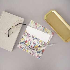 CLAIR クレールレターセット|メール便対応 手紙 封筒 便箋 花柄 春