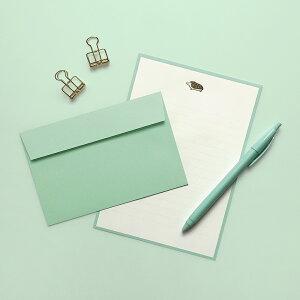 Lucia ルチア レターセット |メール便対応 定形内 手紙 封筒 便箋