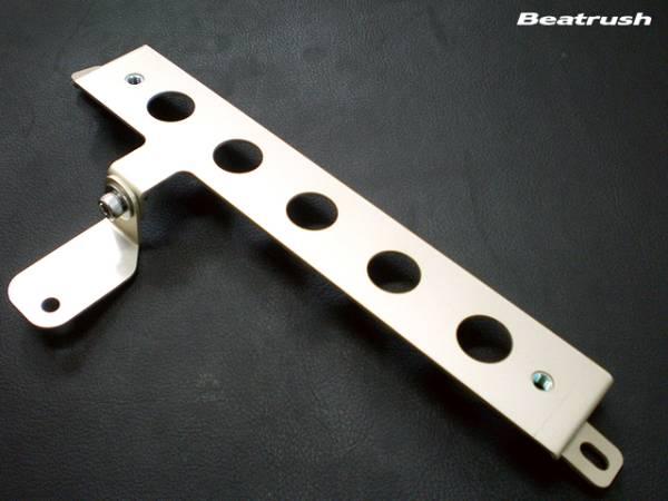Beatrush ナンバープレートブラケット ミツビシ ランサー Evolution.9[CT9A] ワゴン[CT9W]  * LAILE レイル