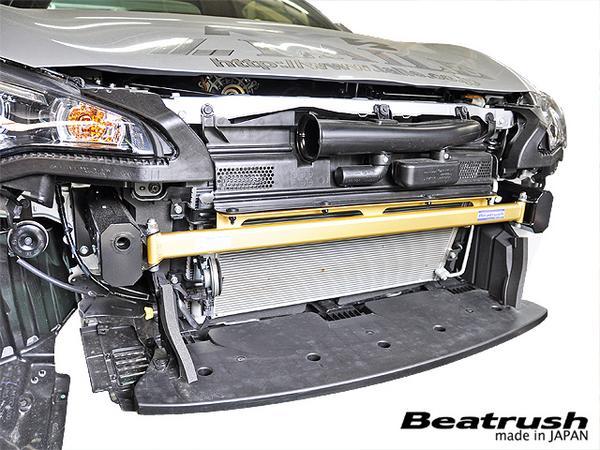 Beatrush フロントフレームトップバー スバル BRZ [ZC6]、トヨタ 86 [ZN6] 【送料無料】  * クリスマスセール価格は12/26(火)10時まで