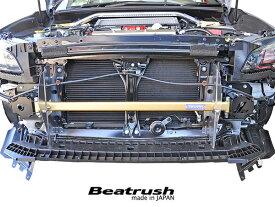Beatrush フロントフレームトップバー スバル WRX Sti [VAB]、WRX S4 [VAG]、レヴォーグ [VMG] 【送料無料】  * LAILE レイル 【X'mas特価】