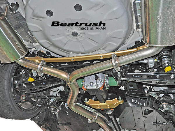 Beatrush リヤメンバーサポートバー スバル WRX Sti [VAB]、レヴォーグ [VMG] 【送料無料】 * LAILE レイル