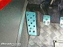 Beatrush ドライバーフットレスト スズキ スイフトスポーツ [ZC33S] ※マニュアル車専用   * LAILE レイル