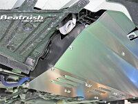 Beatrushアンダーパネル&サイドパネルセットスバルWRXS4[VAG]【送料無料】*LAILEレイル