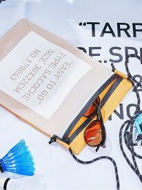 【SALE/50%OFF】ETG20-サコッシュM LAKOLE ラコレ バッグ ショルダーバッグ オレンジ ブラック ブルー ホワイト【RBA_E】[Rakuten Fashion]