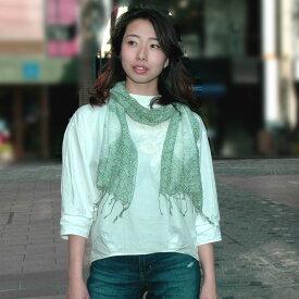 【ストール】プリント&タイダイ <アジアンファッション/エスニックファッション/アジアン雑貨/レディース>