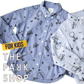THE PARK SHOP ( ザ パークショップ ) 80'DRAW SHIRTS シャツ カットソー トップス セール