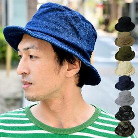 nakota ナコタ スタンダードワイヤーバケットハット 帽子 メンズ レディース ユニセックス 単色 迷彩 カモ ストライプ ヒッコリー