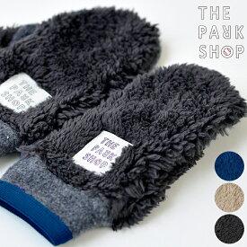 THE PARK SHOP (ザ・パークショップ) RESERCH GLOVE グローブ 手袋 キッズ ミトン 防寒 暖かい