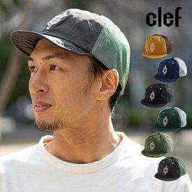 clef クレ 60/40 MESH WIRED B.CAP メッシュワイヤーキャップ 帽子 BBキャップ ベースボールキャップ メッシュキャップ メンズ レディース トレイルラン 登山