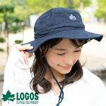 LOGOSロゴスベーシックブーニーサファリハットアウトドアハットアドベンチャーハット帽子メンズレディースブラックネイビーカーキレッドベージュ