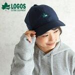 LOGOSロゴスエバーグリーンキャップ帽子キャップローキャップサスティナブルエコリサイクルメンズレディースブラックネイビーカーキアウトドアキャンプ