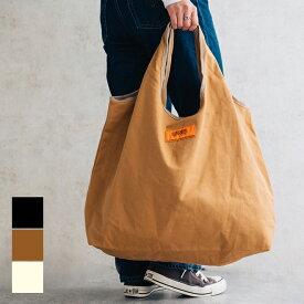 UNIVERSAL OVERALL ユニバーサルオーバーオール REVERSIBLE ECO BAG リバーシブルエコバッグ 鞄 カバン ショッピングバッグ サブバッグ 買い物袋 レジ袋 折りたたみ コンパクト メンズ レディース