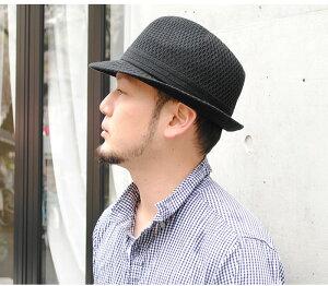 【送料無料】'dralon'ドラロンサーモマニッシュハット日本だけでしか作れないカタチの魅力。シルエット・被り心地・ゆったり被れる大きめサイズ☆ハット帽子中折れ日本製大きい春夏メンズレディース