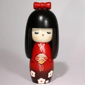 【再入荷】こけし 舞 C269こけし 創作こけし 日本の伝統 人形 日本製 手作り インテリア お土産 kokeshi