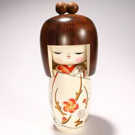 【再入荷】こけし 春の夢 c103こけし 創作こけし 日本の伝統 人形 日本製 手作り インテリア お土産 kokeshi