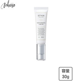 ETVOS エトヴォス モイスチャライジングクリーム 保湿クリーム 30g セラミド配合 顔 高保湿 ナイトクリーム