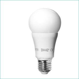 レーダレ LED電球 E26 1000ルーメン 球形 オパールホワイト 【IKEA (イケア)】 602.574.84 (LEDARE)