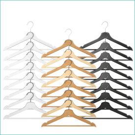 ブメラング 洋服ハンガー 8本セット 【IKEA (イケア)】 (BUMERANG)